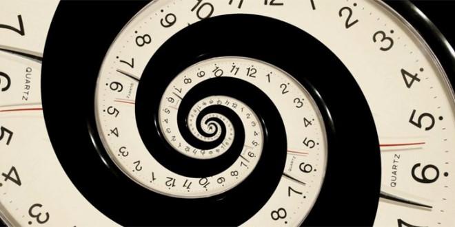 time language perception